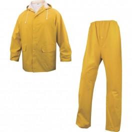 Костюм влагозащитный Delta Plus EN304, Желтый