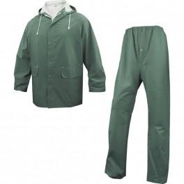 Костюм влагозащитный Delta Plus EN304, Зеленый