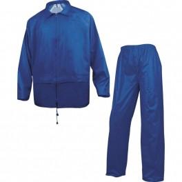 Костюм влагозащитный Delta Plus EN400, Темно-синий