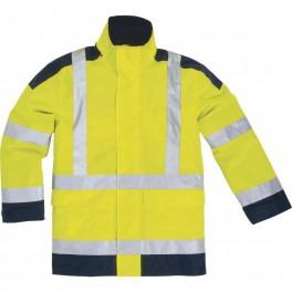Рабочая куртка Delta Plus EASYVIEW, Желтый