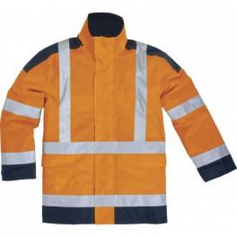 Рабочая куртка Delta Plus EASYVIEW, Оранжевый