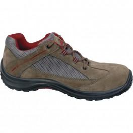Рабочая обувь Delta Plus VIAGIS1P, Бежевый/красный