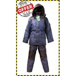 Зимний рабочий костюм Hiter Sever (до -25 градусов)