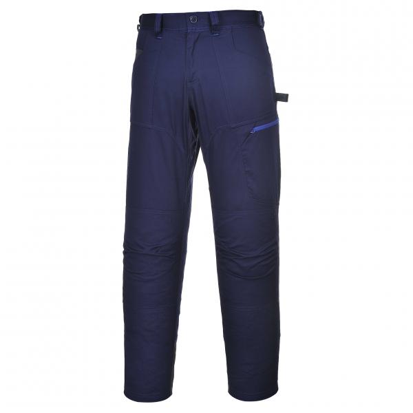 Рабочие брюки Portwest (Англия) TX61 синий
