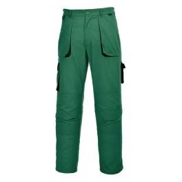 Рабочие брюки Portwest (Англия) TX11, Зелёный