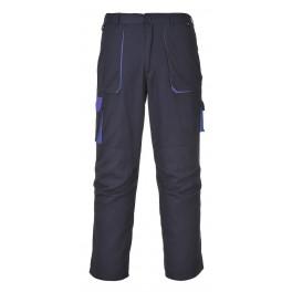 Рабочие брюки Portwest (Англия) TX87, Темно-синий / синий