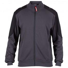 Флисовая куртка Engel Galaxy Sweat Cardigan 8830-233, Серый/черный