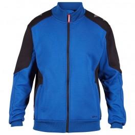 Флисовая куртка Engel Galaxy Sweat Cardigan 8830-233, Синий/черный