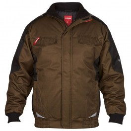 Зимняя куртка Engel Galaxy 1820-912, Коричневый / черный