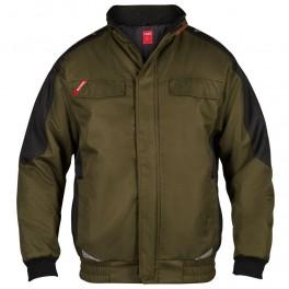 Зимняя куртка Engel Galaxy 1820-912, Хаки / черный