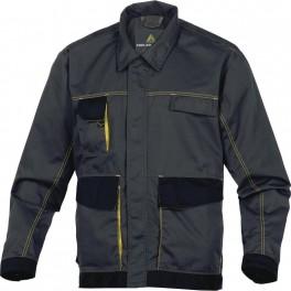 Рабочая куртка Delta Plus DMVes, серый/желтый