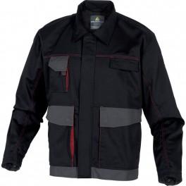 Рабочая куртка Delta Plus DMVes, черный/серый