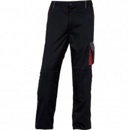 Рабочие брюки Delta Plus DMPan, черный/серый