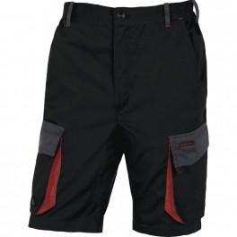 Рабочие шорты Delta Plus DMBer, Черный/красный