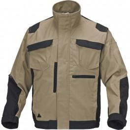 Рабочая куртка Delta Plus M5VE2, бежевый/черный