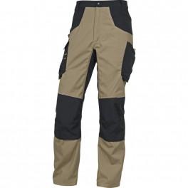 Рабочие брюки Delta Plus M5PA2, бежевый/черный