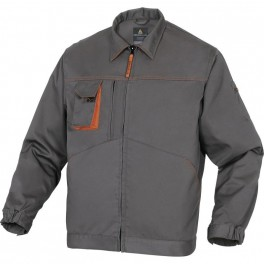 Рабочая куртка Delta Plus M2VE2, серый/оранжевый