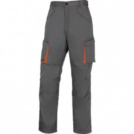 Рабочие брюки Delta Plus M2PA2, серый/оранжевый