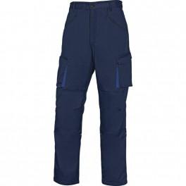 Рабочие брюки Delta Plus M2PA2, темно-синий/синий