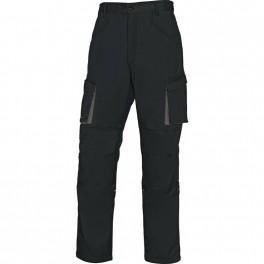 Рабочие брюки Delta Plus M2PA2, черный/серый