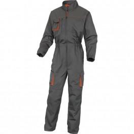 Рабочий комбинезон Delta Plus M2CO2, серый/оранжевый