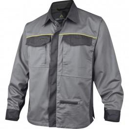 Рабочая куртка Delta Plus MCCHE, серый/черный