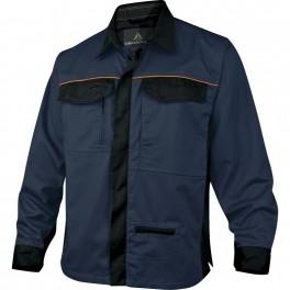 Рабочая куртка Delta Plus MCCHE, темно-синий/синий