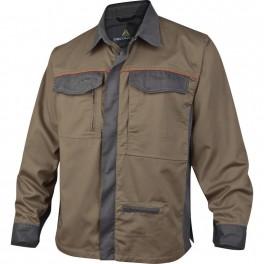 Рабочая куртка Delta Plus MCCHE, бежевый/серый