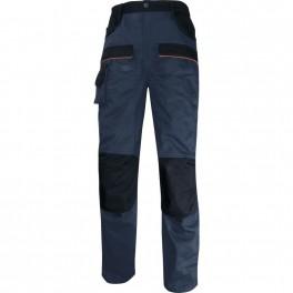 Рабочие брюки Delta Plus MCPan, темно-синий/черный