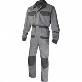 Рабочий комбинезон Delta Plus MCCom, светло-серый/серый