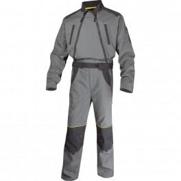 Рабочий комбинезон Delta Plus MCCDZ, светло-серый/серый