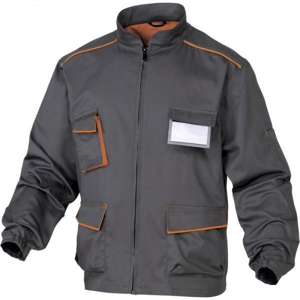 Рабочая куртка Delta Plus M6Ves, серый/оранжевый