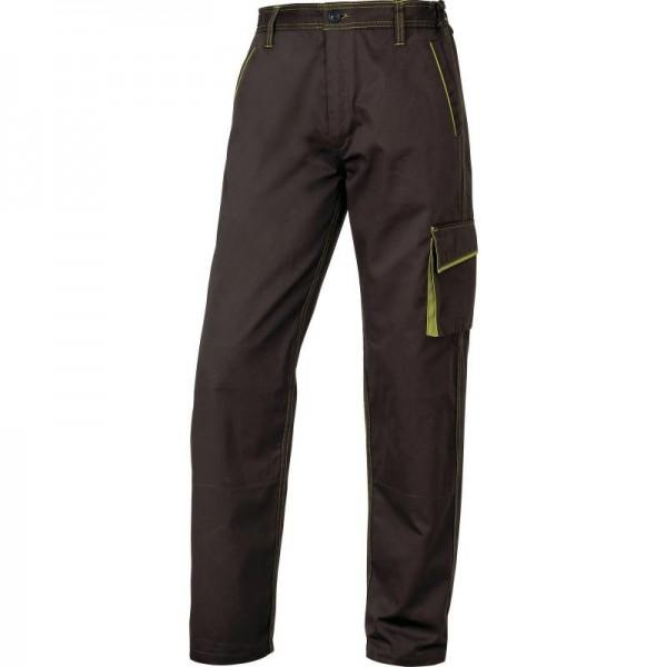 Рабочие брюки Delta Plus M6Pan, коричневый/зеленый