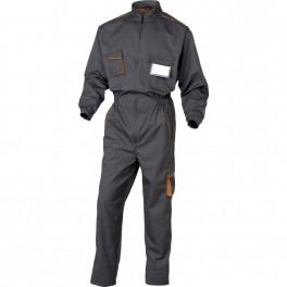 Рабочий комбинезон Delta Plus M6Com, серый/оранжевый