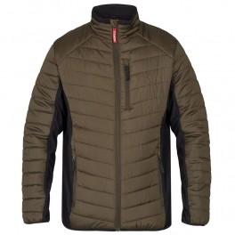 Куртка для ИТР Engel 1125-189, хаки/черный