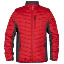 Куртка для ИТР Engel 1125-189, красный/серый