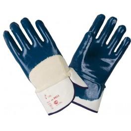 перчатки  Нитриловые с тяжелым покрытием 2Hands 9911