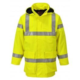 Антистатическая огнеупорная куртка Portwest S774, желтый