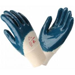 Перчатки нитриловые с тяжелым покрытием 2Hands 9901