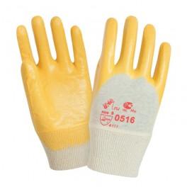 Перчатки Нитриловые с легким покрытием 2Hands Light 0516