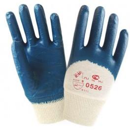 Перчатки нитриловые с легким покрытием 2Hands Light 0526
