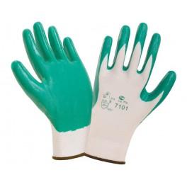 перчатки Нитриловые с легким покрытием 2Hands SafeFlex