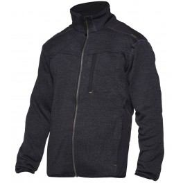 Куртка softshell Tech Zone knit jacket 0810-125, темно-синий