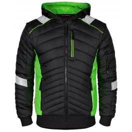 Куртка Engel Cargo 1870-224 зелено/черная
