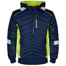 Куртка Engel Cargo 1870-224 сине/желтая