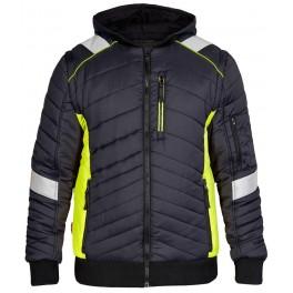 Куртка Engel Cargo 1870-224 черно/желтая