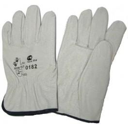 Перчатки кожаные перчатки DRIVER 0182
