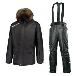 Зимний костюм Dimex Extreme Plus черный + 6026