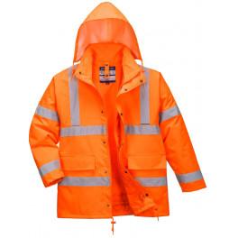 Зимняя светоотражающая куртка Portwest  S468 4 в 1, оранжевый