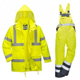 Зимний костюм Portwest S468 + S489 желтый